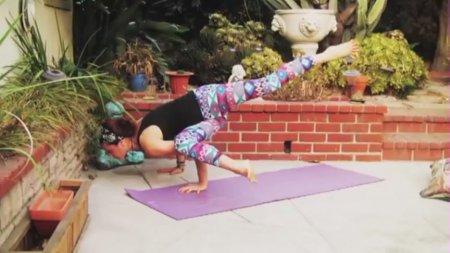 Силовая йога для похудения