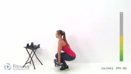 Упражнения для увеличения ягодиц / Butt and Thigh Workout for a Round Lifted Butt & Great Legs