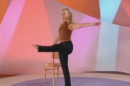Боди балет с Дениз Остин / Denise Austin: Standing Legs & Butt Workout