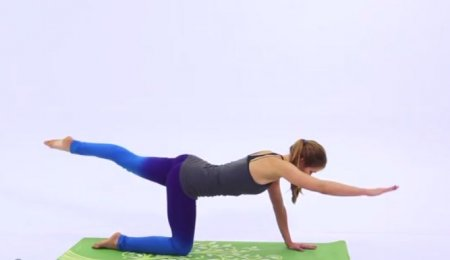 Йога для развития гибкости / Fluid Yoga Stretches for Flexibility and Strength