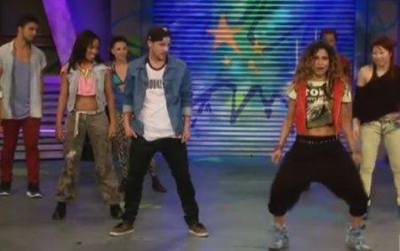 Тренировка в стиле хип-хоп / Hip Hop Cardio Dance Challenge Workout