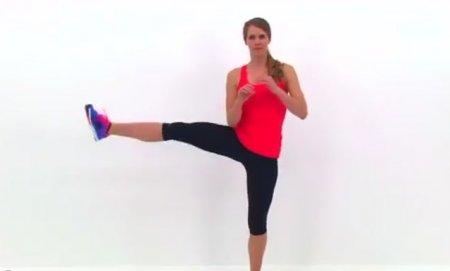 Тренировка сжигающая 1000 калорий / 1000 Calorie Workout