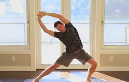Жесткая тренировка низкой интенсивности / Brutal Low Impact Workout