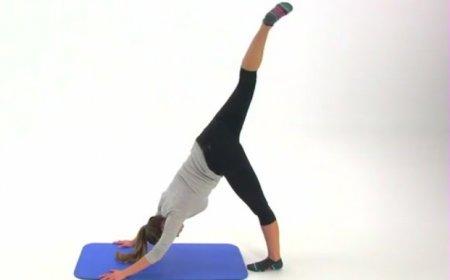 Восстанавливающая тренировка на растяжку / Relax, and Restore: Stretching, Pilates, Yoga Workout