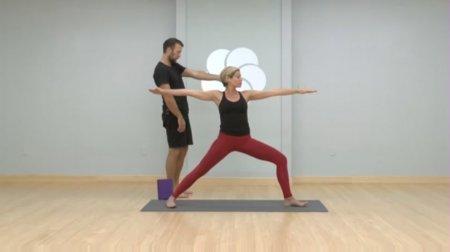 Урок йоги выводящий токсины из организма / Yoga Detox Level 1