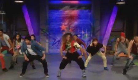 Танцевальная хип-хоп тренировка / Hip Hop Cardio Burn Dance Workout