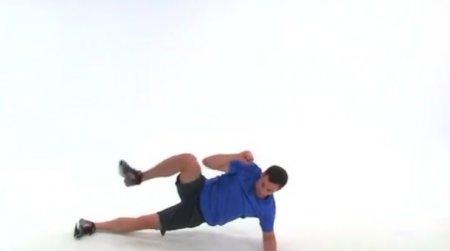 Кардио кикбоксинг и тренировка пресса / Cardio KickBoxing and Core Workout