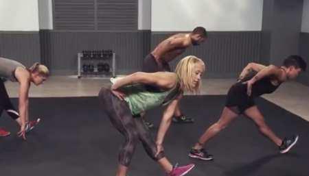 Жиросжигающая кардиотренировка / Ultimate Cardio Burn Workout