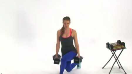 Высокоинтенсивная кардио силовая тренировка / HIIT Cardio and Strength Training Workout