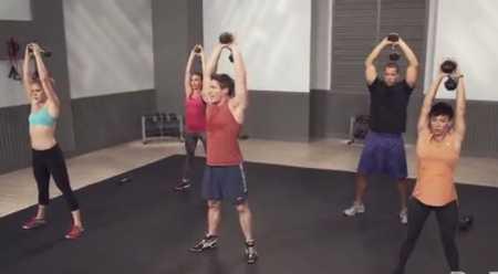 Интенсивная тренировка рук и ног / Ripped Arms & Legs Workout