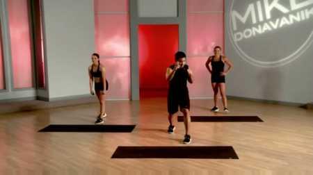 Экстремальная жиросжигающая тренировка / Extreme Burn- Ripped Body Workout