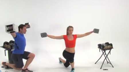 1000 калорий - домашняя жиросжигающая тренировка / 1000 Calorie Workout