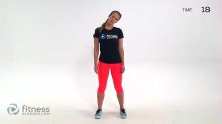 Расслабляющая тренировка для спины и шеи / Relaxing Stretching Workout