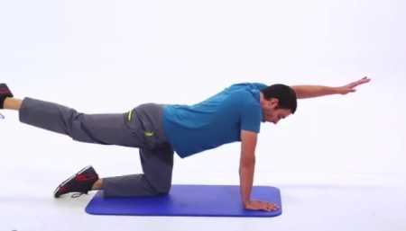 Пилатес для спины и гибкости / Stretch and Tone for Core Stability and Back Health