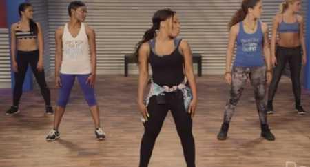 Кардио тренировка в стиле хип-хоп / Hip Hop Cardio Dance Workout