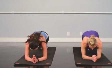 15-минутная тренировка Табата для начинающих / Total Body Tabata Workout