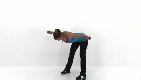 Тренировка рук для женщин / Upper Body Workout