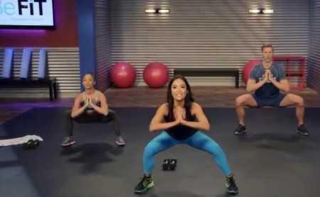 10-минутная кардио тренировка для новичков / 10 min Beginners Cardio Fat Burn Workout