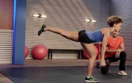 Тренировка для увеличения ягодиц / Big Butt Workout