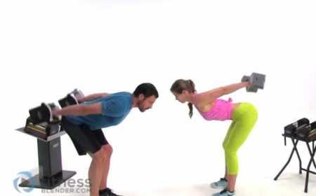 Силовая тренировка плеч / Shoulder Workout for Strength