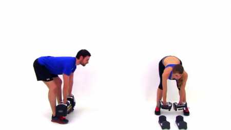Упражнения для увеличения ягодиц / Butt and Thigh Workout for a Bigger Butt