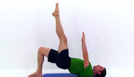 Комплекс пилатес для ягодиц / Pilates Glute and Thigh Workout