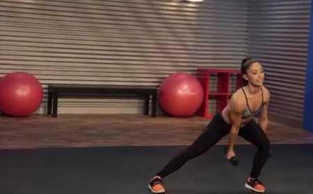 25 минут кардио-силовой тренировки / 25 Min HIIT It Total Body Burn
