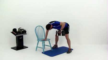 Упражнения для рук с гантелями / Upper Body Dumbbell Workout