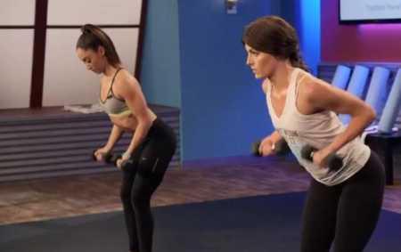 10-минутная тренировка пресса / Ab Ripper Workout