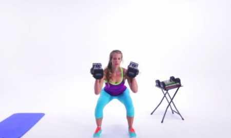 Домашняя силовая тренировка ног + упражнения пилатес / At Home Strength and Pilates Butt and Thigh Workout