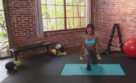 15-минутная тренировка ног и ягодиц / 15 Min Legs & Buns Blaster Mobile Workout