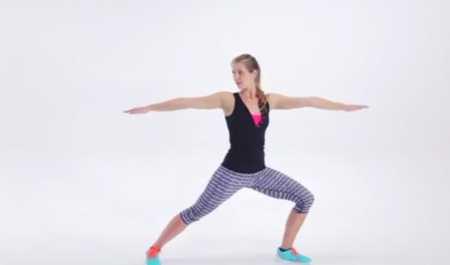 Домашняя жиросжигающая кардио тренировка / At Home Cardio Workout to Burn Fat & Toneтренировка /