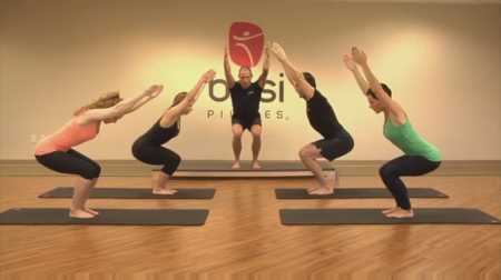 Силовая тренировка пилатес / Powerhouse Pilates Mat Workout