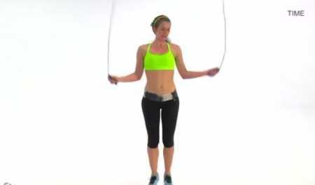 Упражнения со скакалкой / Fun Jump Rope Workout