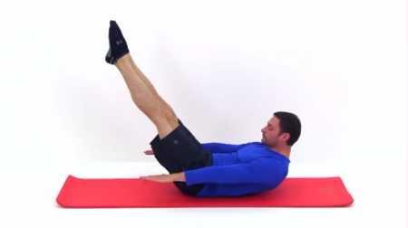 Пилатес для пресса и ног / Pilates for the Abs and Legs