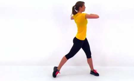 Короткая кардио тренировка слабой интенсивности / Fat Burning Low Impact Cardio Workout