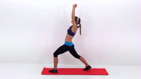 Упражнения на растяжку / Easy Toning and Flexibility Routine