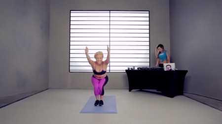 Танцевальная аэробика для всего тела / Full Body Dance Flow Workout