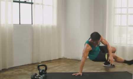Интенсивная тренировка с весом своего тела / HIIT Bodyweight Bootcamp Workout