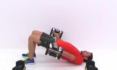 Тренировка на увеличение массы ног и ягодиц / Mass Building Workout for Legs