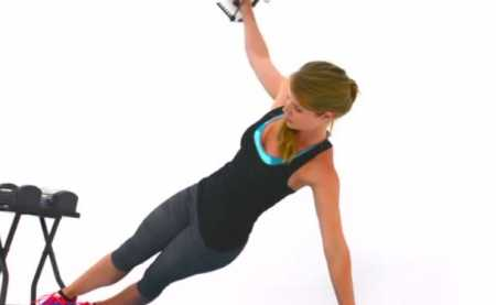Короткая тренировка для всего тела / Total Body Boot Camp Workout for Lean Muscles