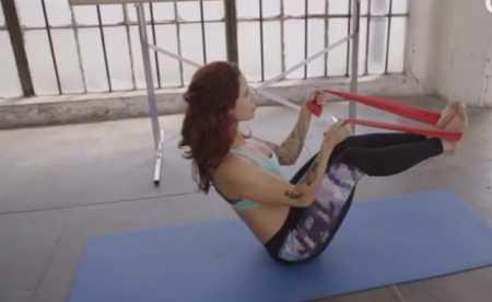 10-минутная тренировка пилатес для рук / 10 Min Pilates Slender Arms Workout
