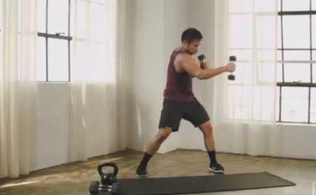 Интенсивная тренировка для похудения / HIIT Workout for Weight Loss