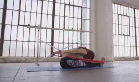 15-минутная тренировка пилатес / 15 Min Full Body Tone Mobile Workout
