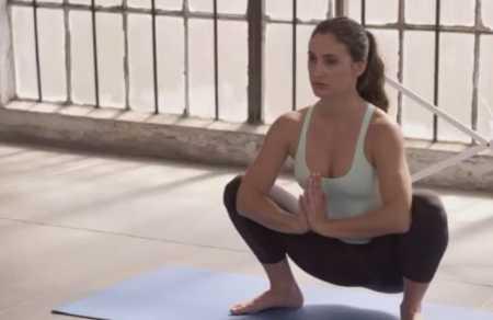 Комплекс упражнений пилатес, йога и барре / Yoga Barre Pilates Fusion Workout