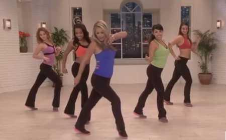 Танцевальная тренировка в стиле латино / Latin Dance Cardio Strength Workout