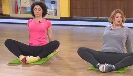 Йога для профилактики варикоза
