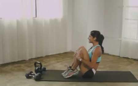 Тренировка мышц живота / Abs Blast Workout for the Core
