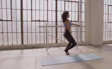Боди балет для стройных и сильных ног / Strong & Sexy legs Pilates Workout