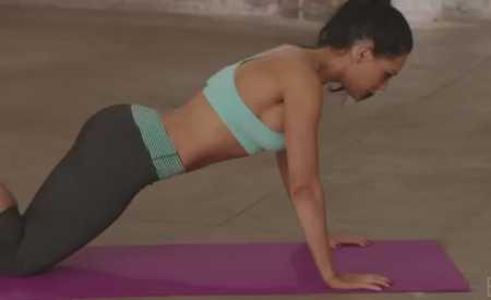 Тренировка для всего тела / High Volume Full Body Workout